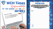 WCH Times Winter 2014