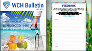 WCH Bulletin July 2014